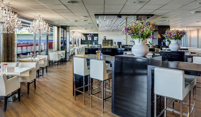 Businessclub Lounges - Vergaderen Zwolle