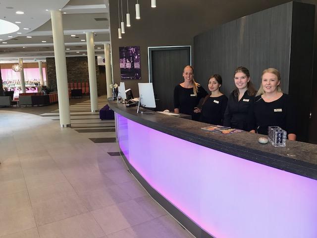 Receptie Lumen Hotel & Events