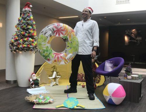 Zomerse Kerst – Feestdagen bij Lumen