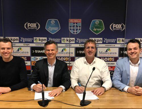 Samenwerking Regio Zwolle United en Lumen Hotel & Events
