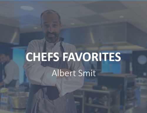 Chefs Favorites – Albert Smit